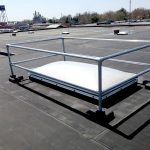 Skyline Fall Protection safety guard rails