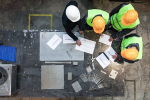 Is there an employer responsibility in providing fall protection? Yes. The duty typically rests on the funding board on the recommendation of the safety or property manager.